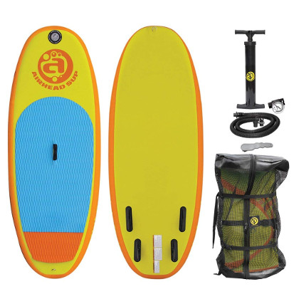 Airhead POPSICLE 730 kids inflatable paddle board review