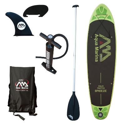 Aqua Marina Breeze iSUP Review - Package