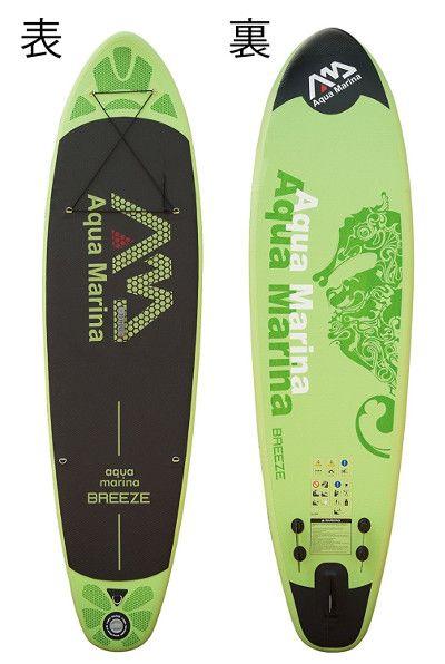 Aqua Marina Breeze inflatable paddle board review