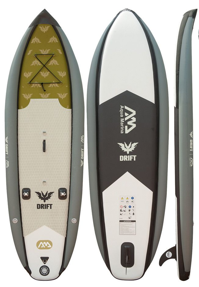 Aqua Marina Drift Fishing Inflatable Stand-up Paddle Board review