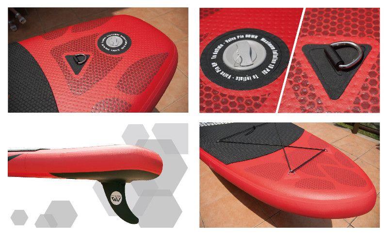 Aqua Marina Monster Inflatable paddle board review