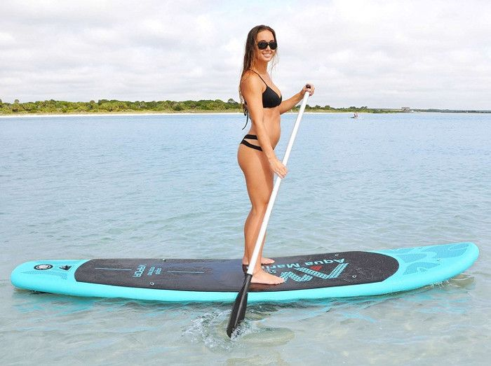 Aqua Marina Vapor inflatable Paddle Board review