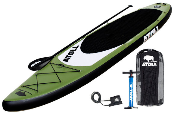 Atoll 11 Foot Inflatable Paddle Board Review