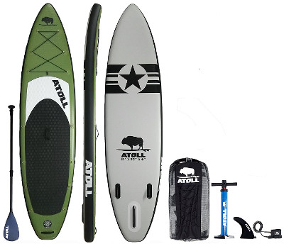 Atoll 11'0″ Foot Inflatable Paddle Board Review