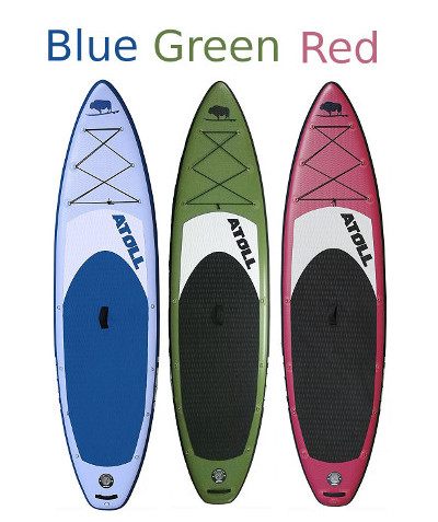 Atoll 11' inflatable paddle board - Colors