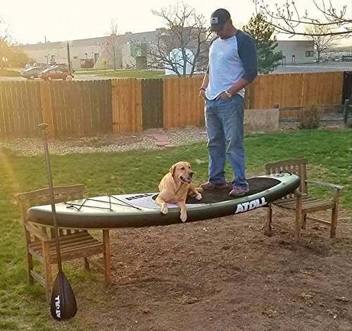 Atoll 11' inflatable SUP - Build Quality