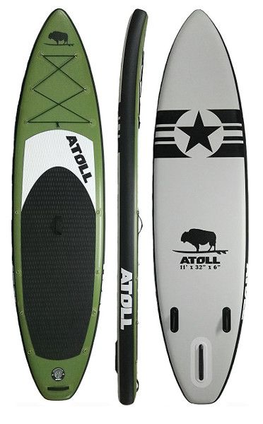 "Atoll 11'0"" inflatable paddle board"