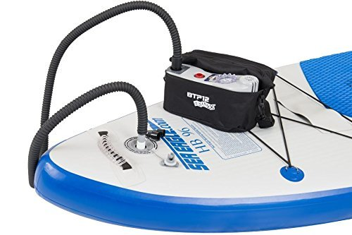 BTP Mano Two Stage Electric SUP pump review