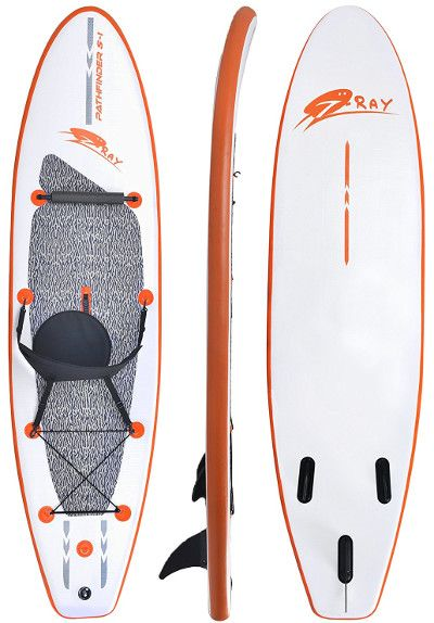 Blue Wave Sports Stingray review