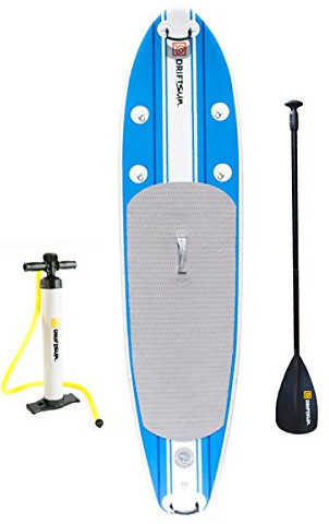 Driftsun 10' Inflatable Stand Up Paddle Board Review