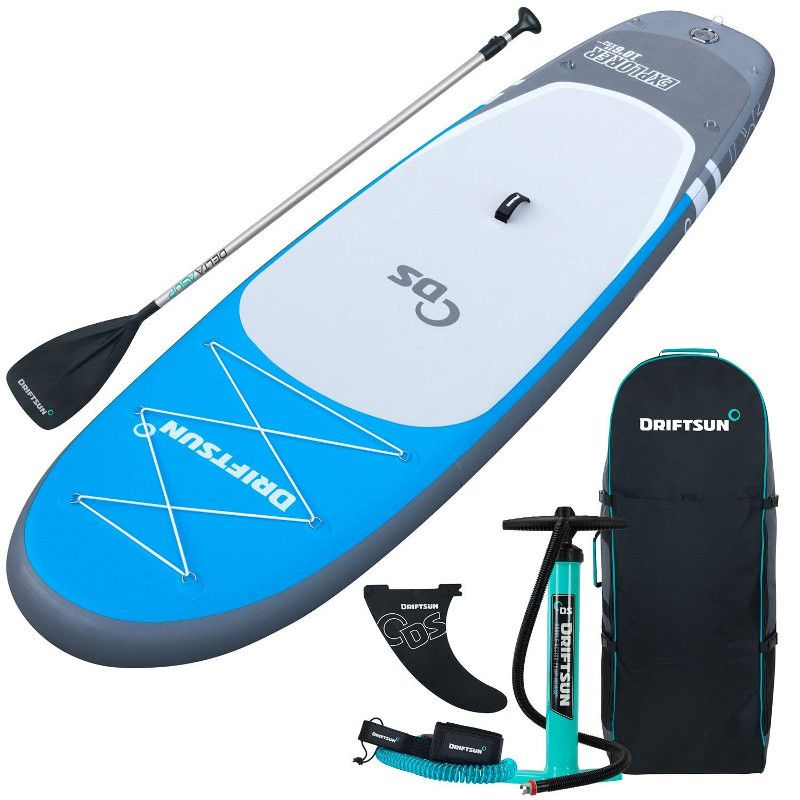 Driftsun 10' Explorer Inflatable Paddle Board Review