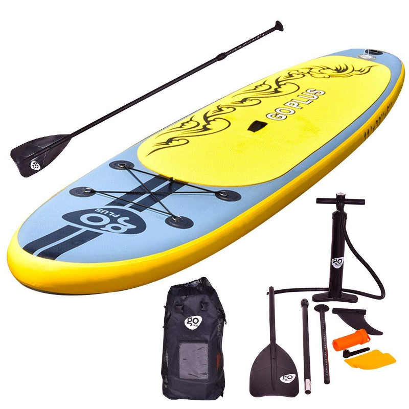 Goplus 11' Cruiser Inflatable Paddle Board - Package