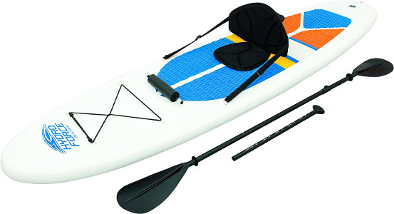 HydroForce White Cap Inflatable paddle board review