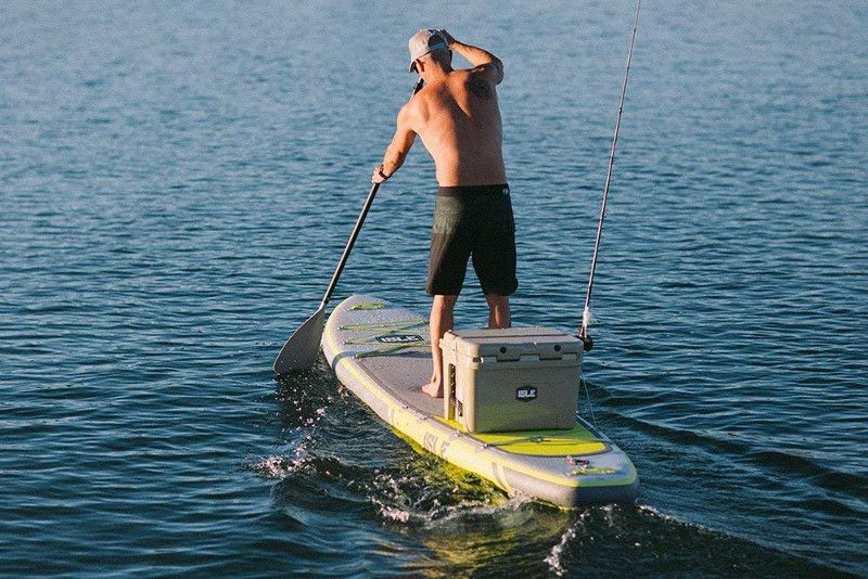 ISLE Airtech Explorer 11' Inflatable SUP Review