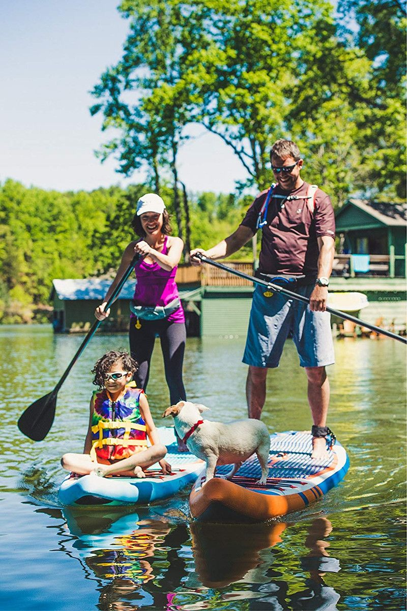 Jimmy Styks Puffer inflatable paddle board