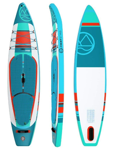 Jimmy Styks Puffer Inflatable paddle board review