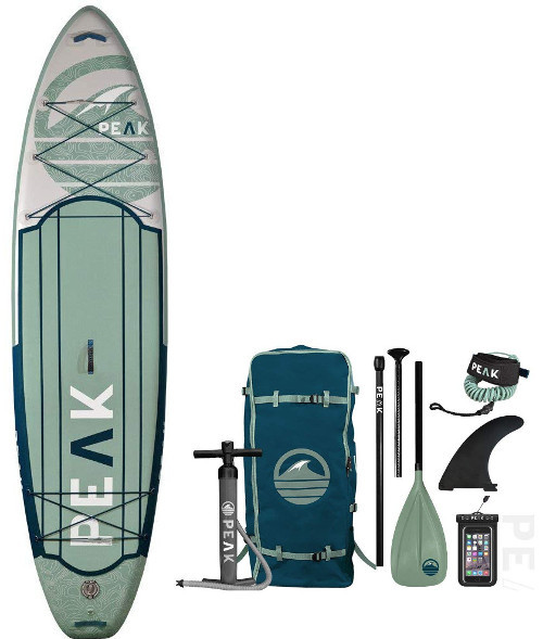 PEAK 11' Expedition Inflatable SUP Board