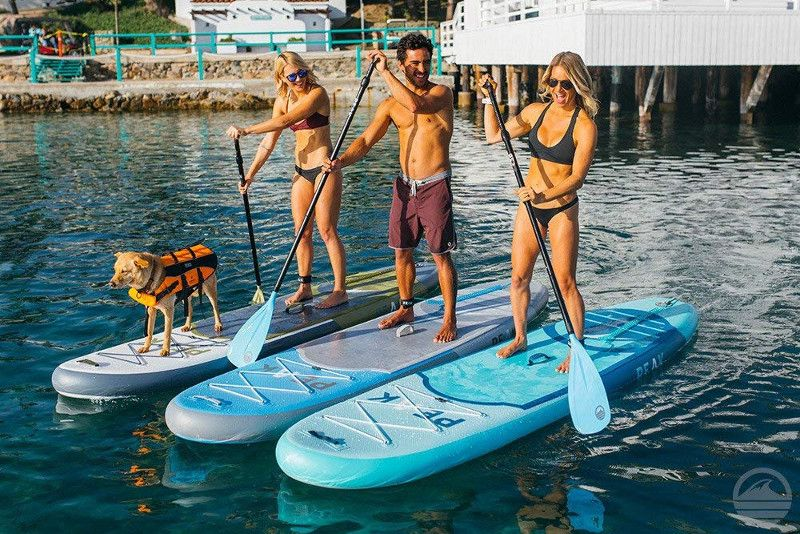 "PEAK 10'6"" Inflatable Paddle board review"