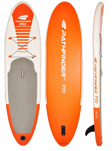 PathFinder P73 inflatable SUP review