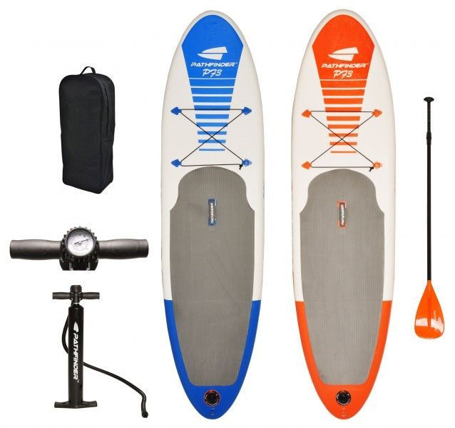 "Pathfinder 9'9"" P73 Inflatable SUP Board Review"