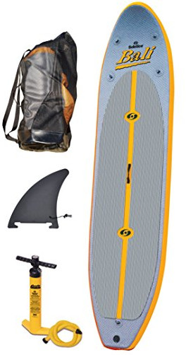 Solstice Swimline Bali inflatable Stand-Up paddle board review
