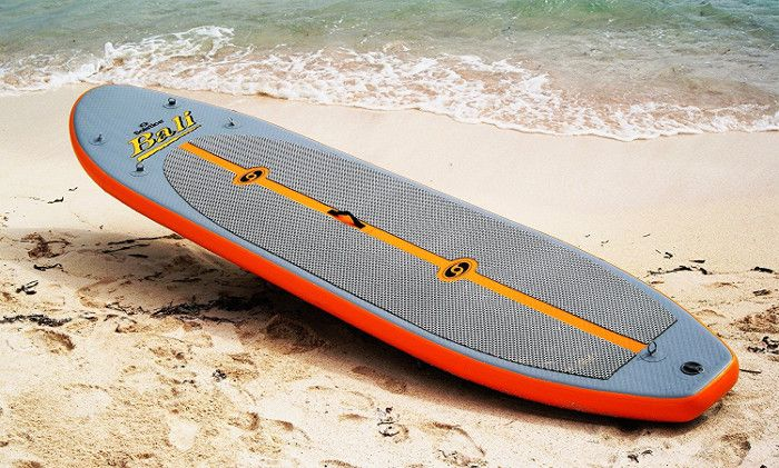Swimline Solstice Bali iSUP review