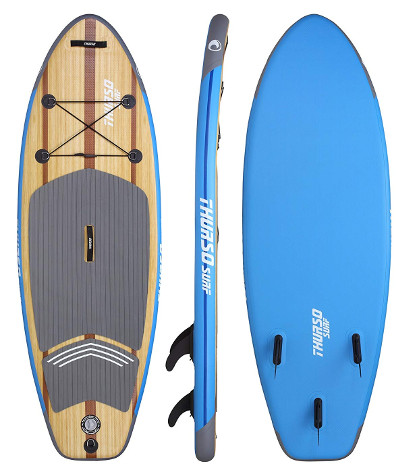 THURSO SURF Prodigy Junior Kids Inflatable SUP review