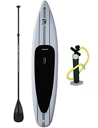 TOWER Xplorer 14' Inflatable Stand Up Paddle Board review