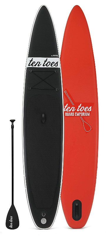 Ten Toes Board Emporium jetsetter inflatable paddle board
