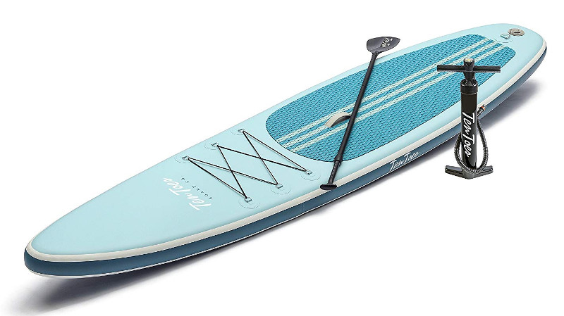 Ten Toes Emporium Globetrotter Inflatable SUP Review