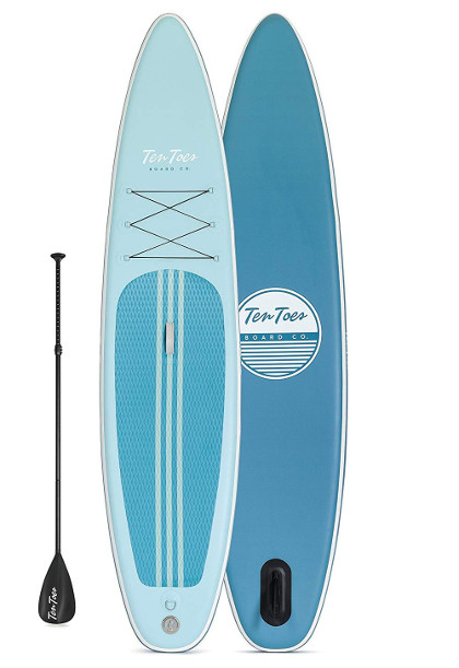 Ten Toes 12′ Globetrotter Inflatable SUP Review  c0de1dbf7c96