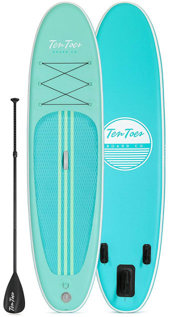 Ten Toes Weekender Inflatable Stand Up Paddle Board review