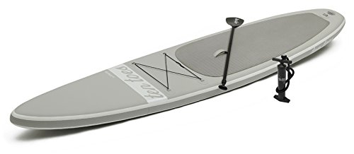 Ten Toes theJETSETTER inflatable SUP review
