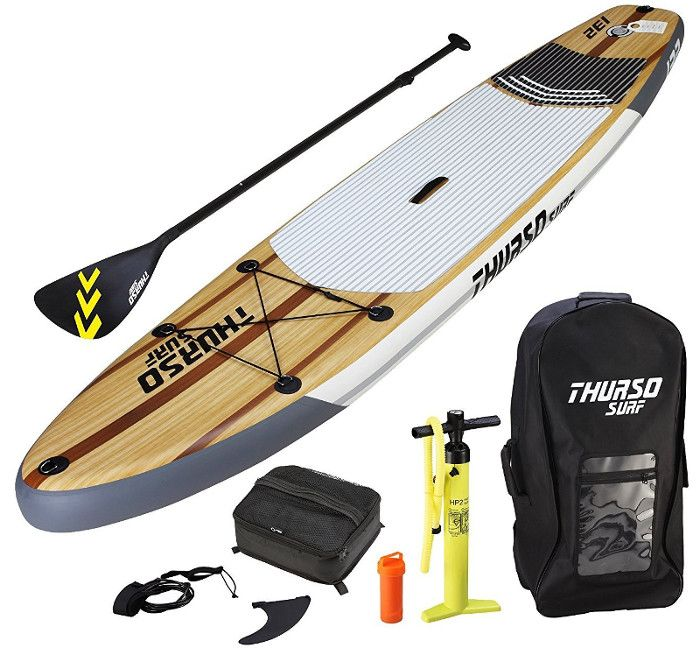 Thurso Surf Waterwalker iSUP Review