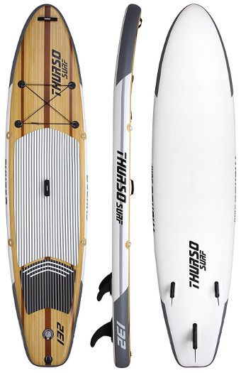 Thurso Surf Waterwalker inflatable paddle board review