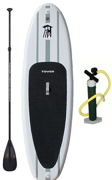 Tower Adventurer 1 inflatable paddle board review
