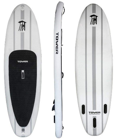 Tower Adventurer 1 inflatable stand up paddle board review