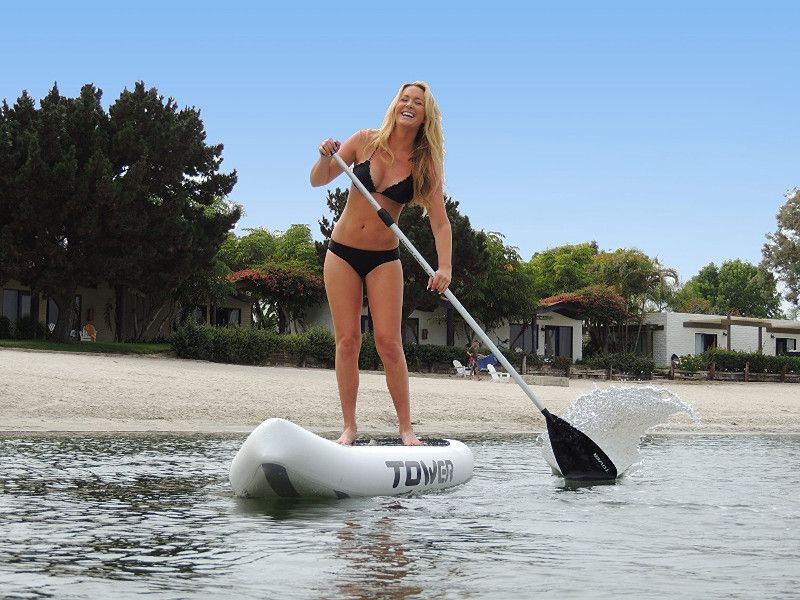 Tower Xplorer 14 Inflatable Paddle Board Review Paddle Love