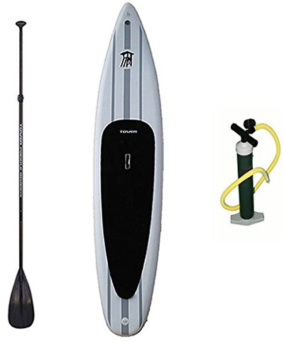 "Tower Xplorer 14"" inflatable stand up paddle board review"