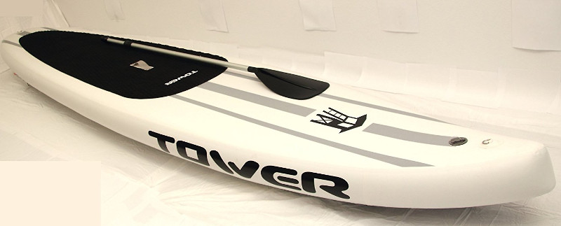 Tower Xplorer inflatable paddle board review