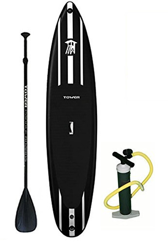 Tower iRace Inflatable paddle board review