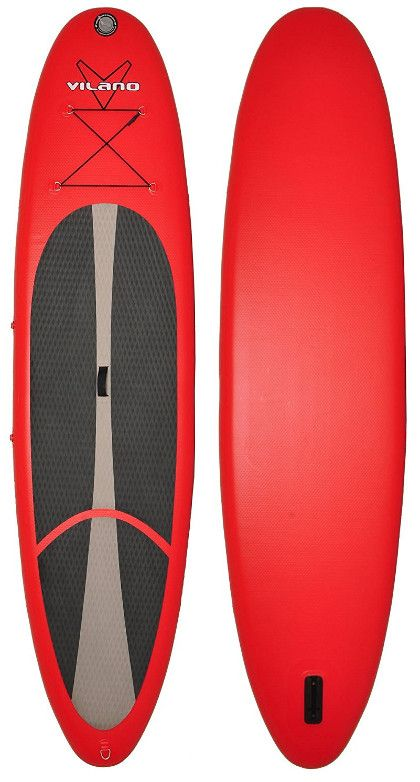 Vilano Voyager 11' inflatable SUP board review