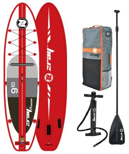 Zray A1 Inflatable Paddle Board - Package