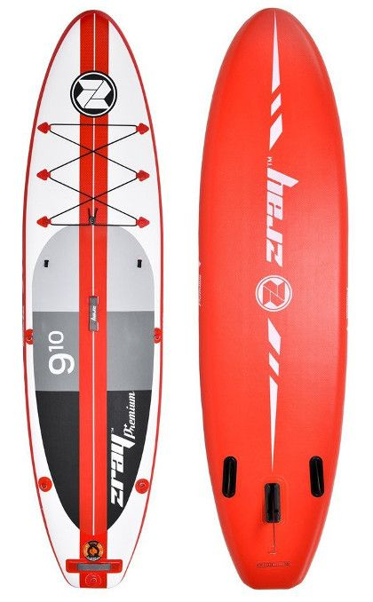 """Zray 9'10"""" A1 Inflatable Stand Up Paddle Board Review"""
