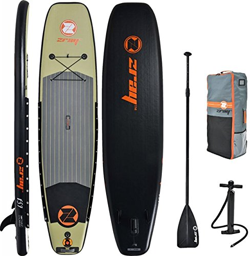 Zray FS7 11' fishing inflatable paddle board