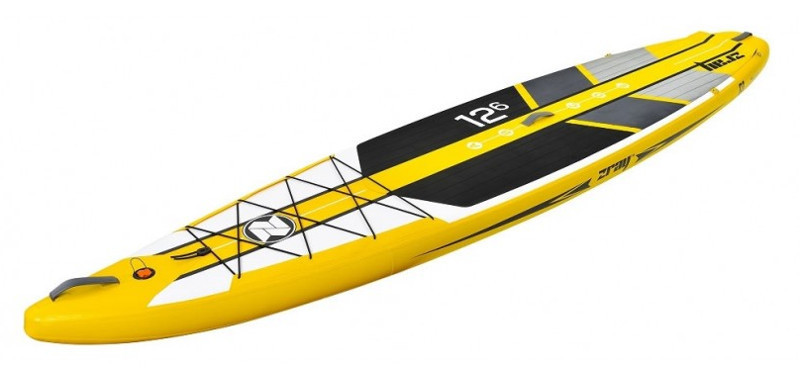 "Zray R1 racing 12'6"" stand up paddle board review"