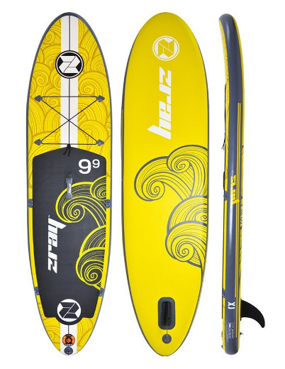 Zray X1 Inflatable SUP Board Review
