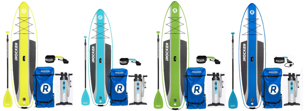 "iROCKER 10'6"" CRUISER iSUP - Colors"