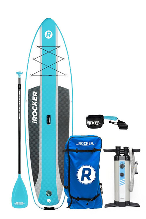 iROCKER CRUISER Inflatable Stand Up Paddle Board Review