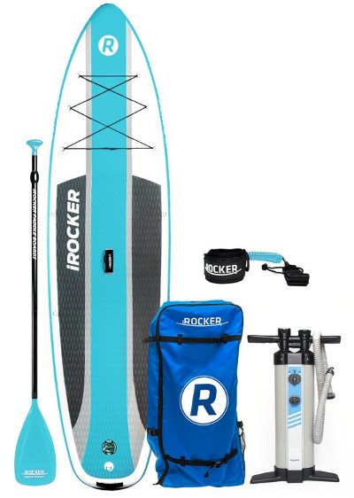 iRocker Cruiser inflatable SUP Review